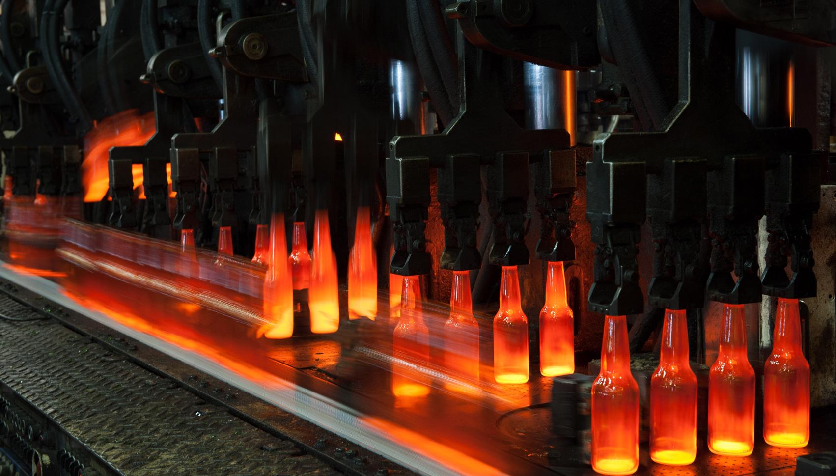 Historia del vidrio anfevi - Fabricantes de cristal ...